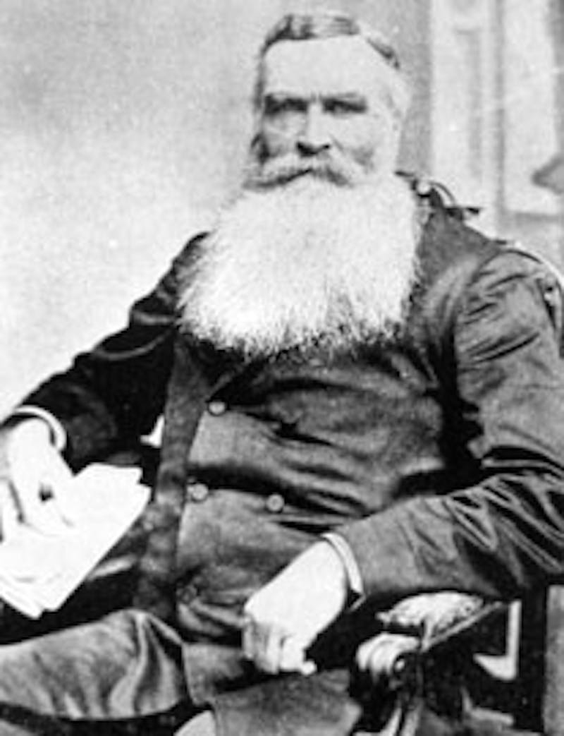 William Taylor (1821–1902) was an American Missionary Bishop of the Methodist Episcopal Church, elected in 1884. Taylor University, carries his name.