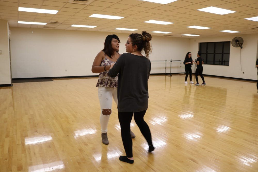 Students engage with Latino culture through dancing