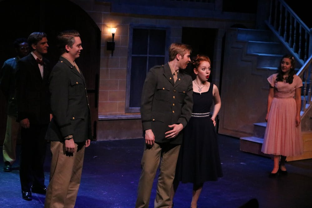'Much Ado' shows romance is possible in war