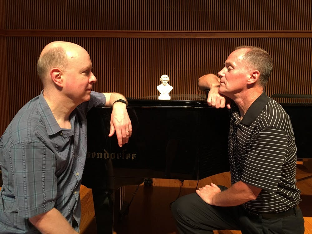 Faculty recital uses music to express emotion