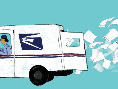 Mail-in-voting