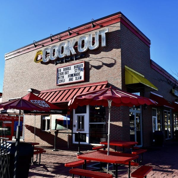Best Late Night Eats: Cookout