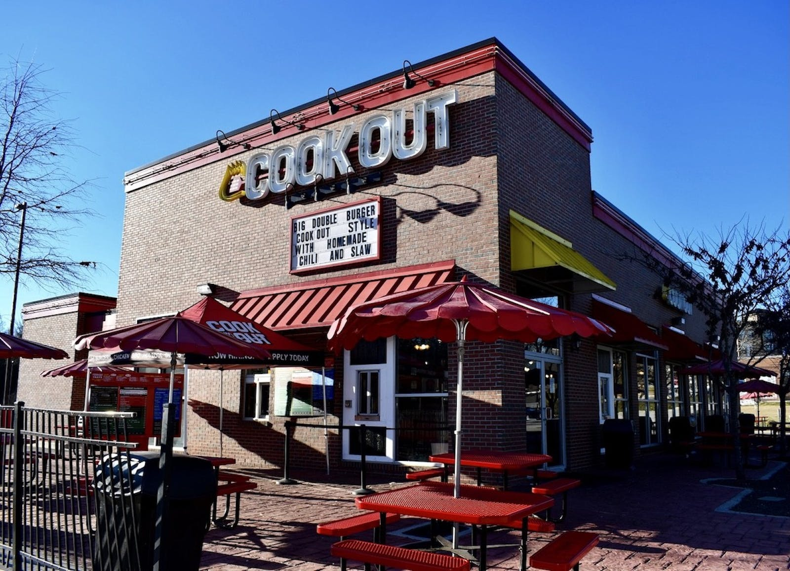 Photo for Best Late Night Eats: Cookout