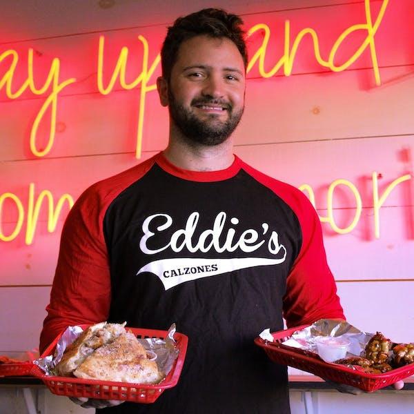 Best Late Night Eats: Eddie's Calzones