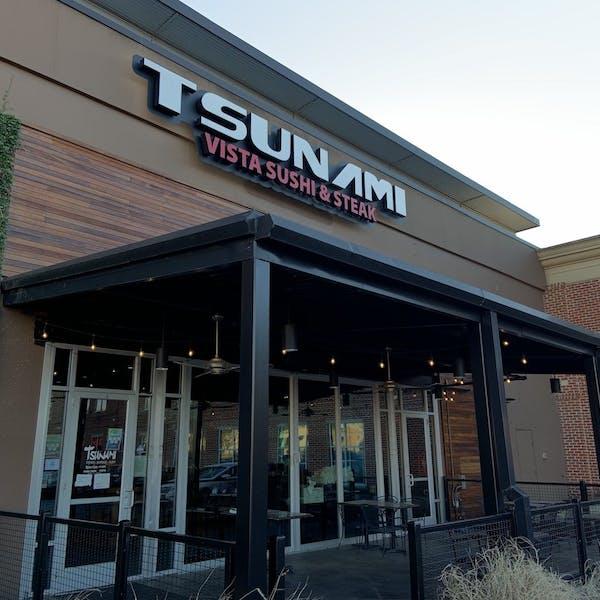 Best Chinese Food: Tsunami Sushi Restaurant