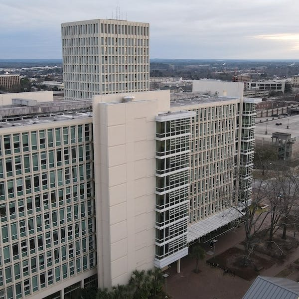Best On-Campus Residence Hall: Patterson Hall
