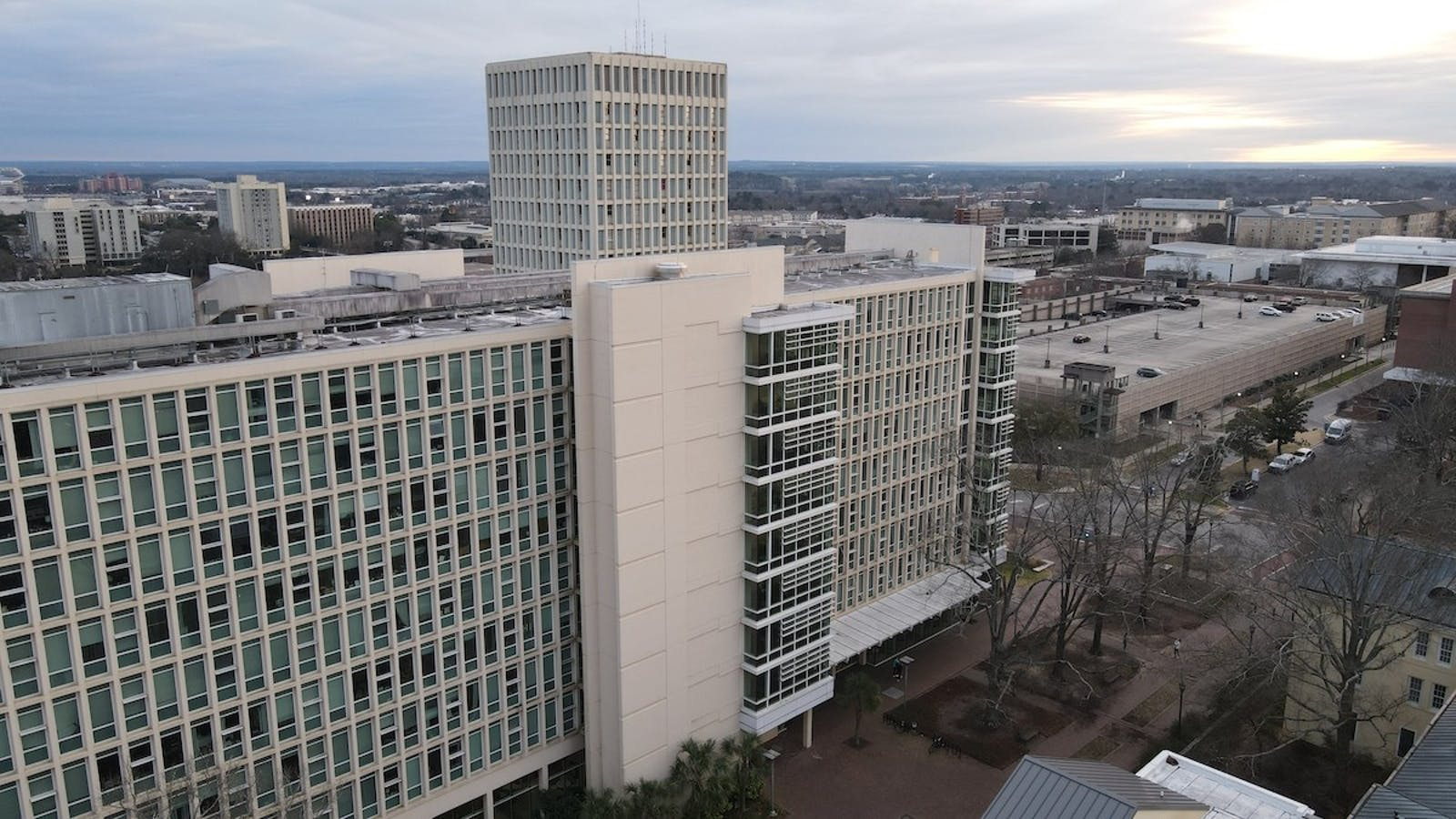 Photo for Best On-Campus Residence Hall: Patterson Hall