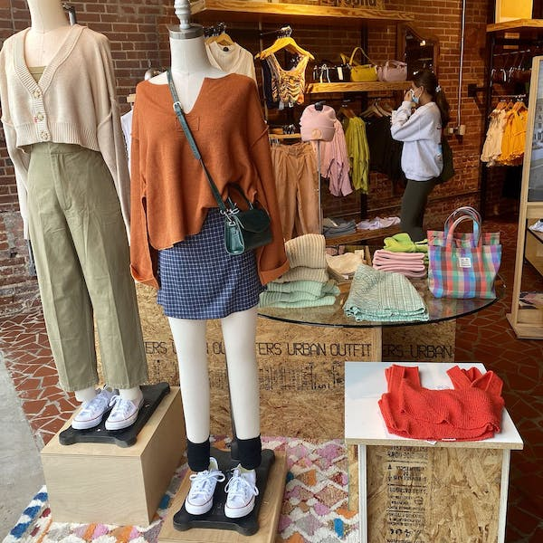 Best Clothing Store: Urban Outfitters
