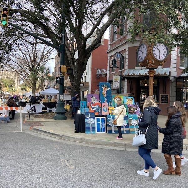 Best Place to Buy Fresh Produce: Soda City Market
