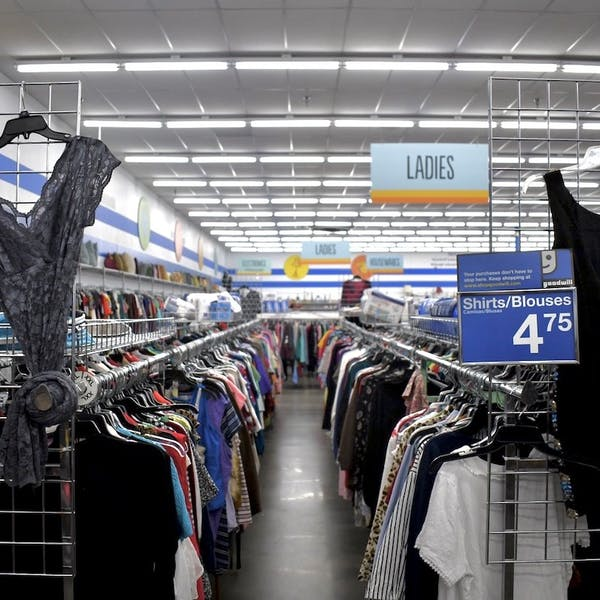 Best Consignment Shop: Goodwill