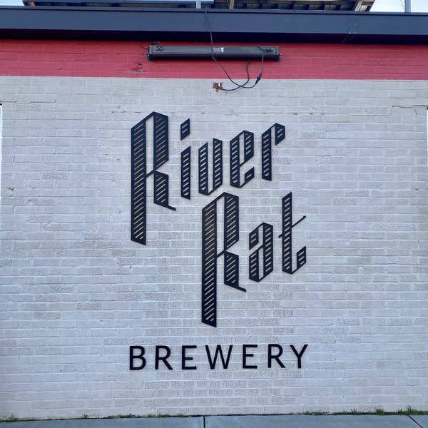 Best Brewery: River Rat Brewery