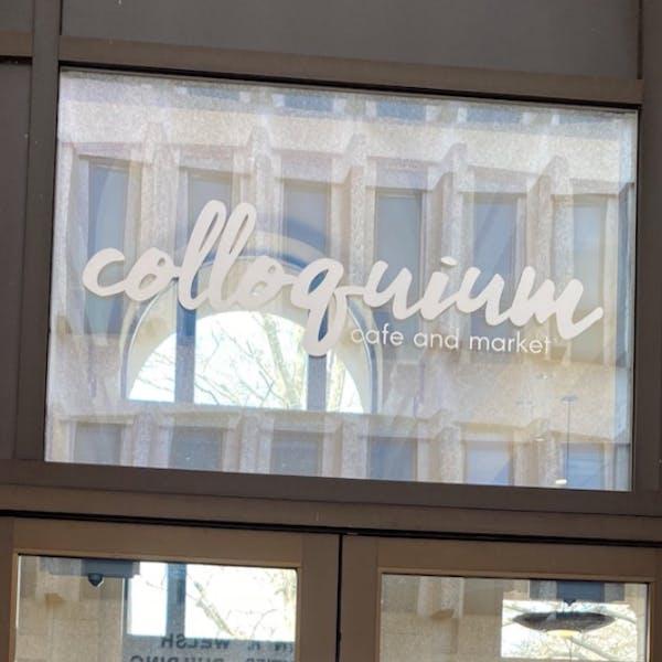 Best On-Campus Eats: Colloquium Cafe