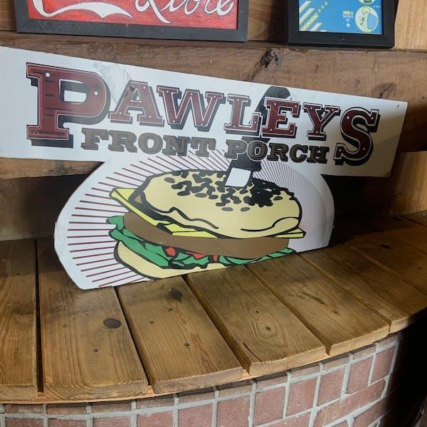 Best Burgers: Pawley's Front Porch