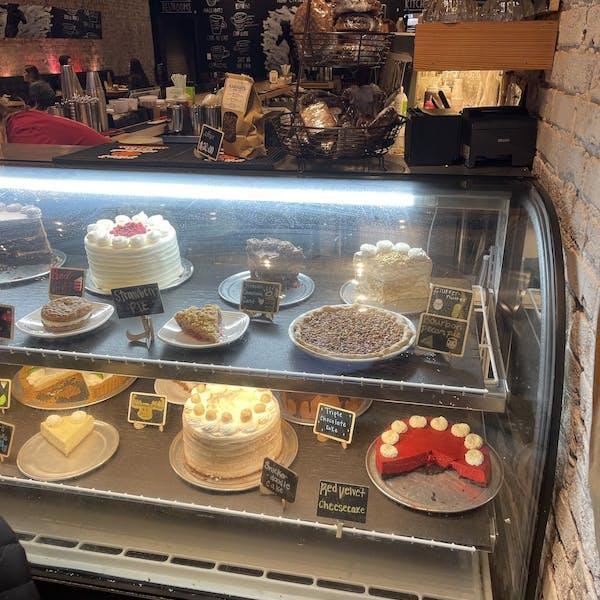 Best Dessert: Kaminsky's Dessert Cafe
