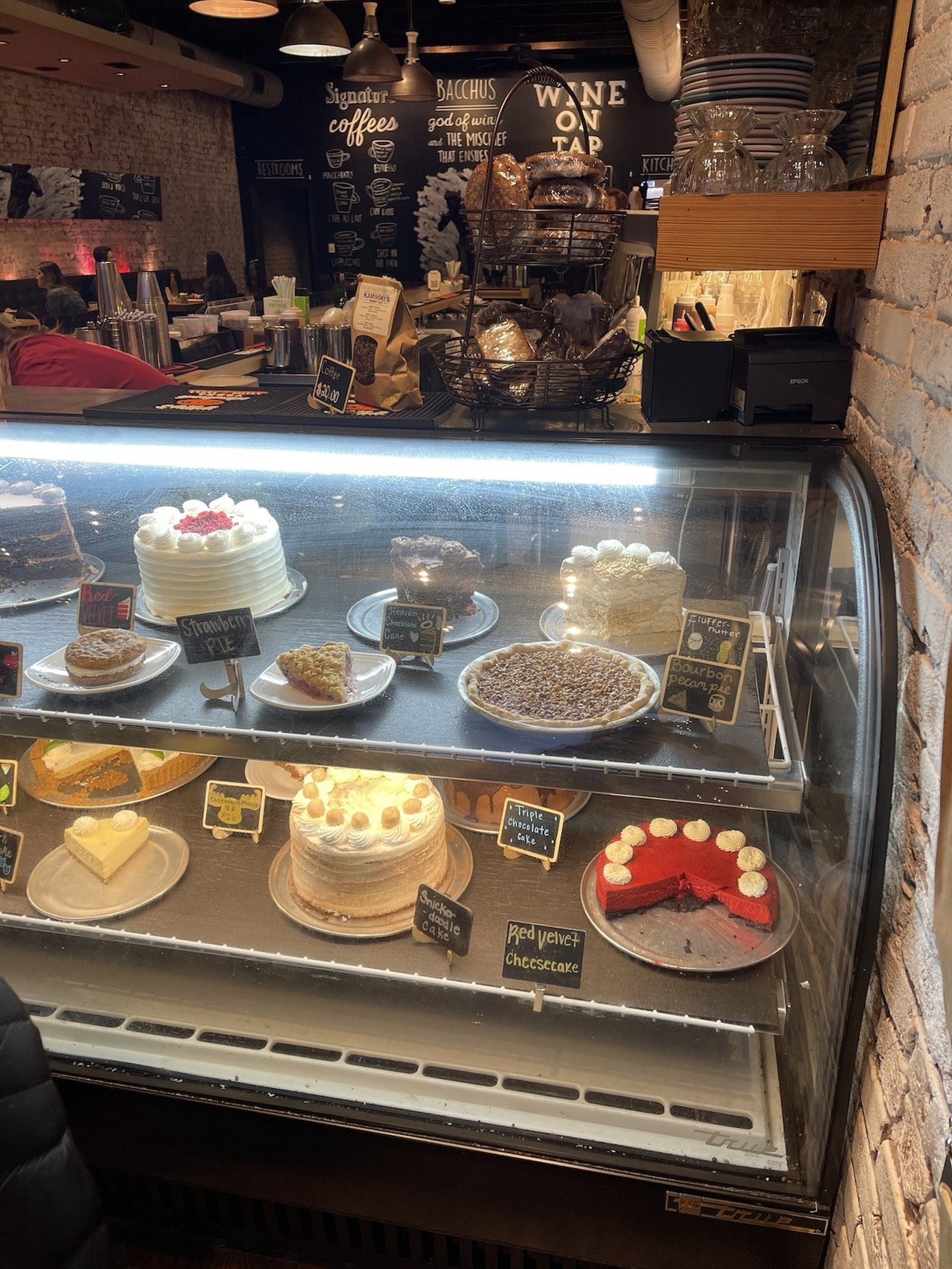 Photo for Best Dessert: Kaminsky's Dessert Cafe