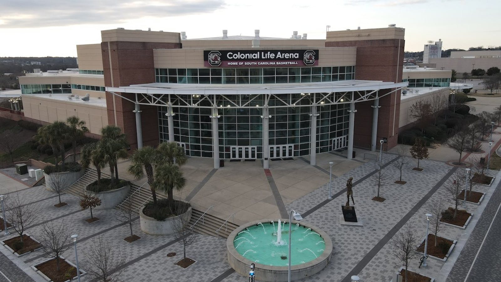 Photo for Best Concert Venue: Colonial Life Arena