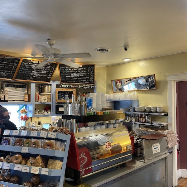 Best Local Coffee Shop: Cool Beans Coffee Co.