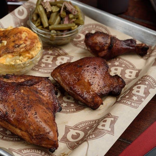 Best Lunch: Big Bull's Bangin' BBQ