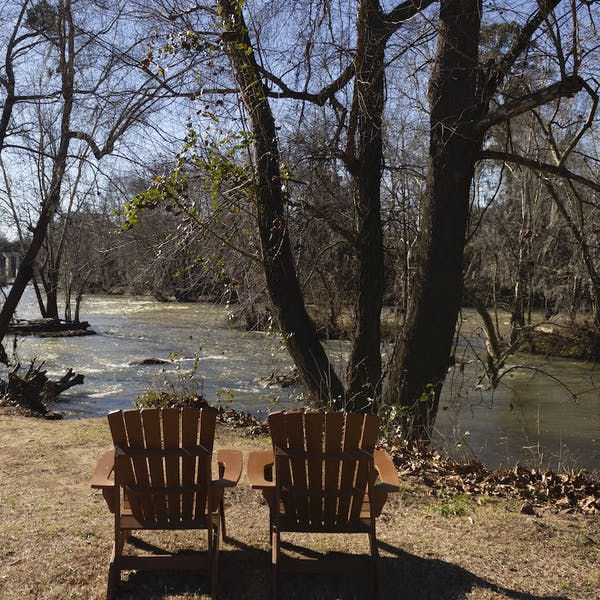 Best Place for Fresh Air: The Cayce/West Columbia Riverwalk