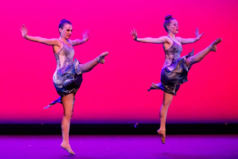 GVL/Katherine Vasile, 4/13/19, Haas Center for Performing Arts - Louis Armstrong Theatre, Spring Dance Concert