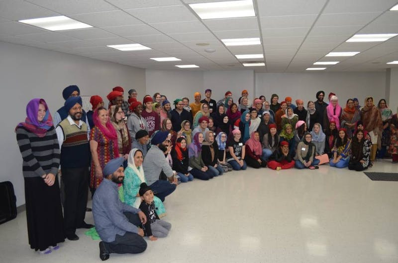 Sikh Society of West Michigan Gurdwara, October 2018. Courtesy / Interfaith Resources