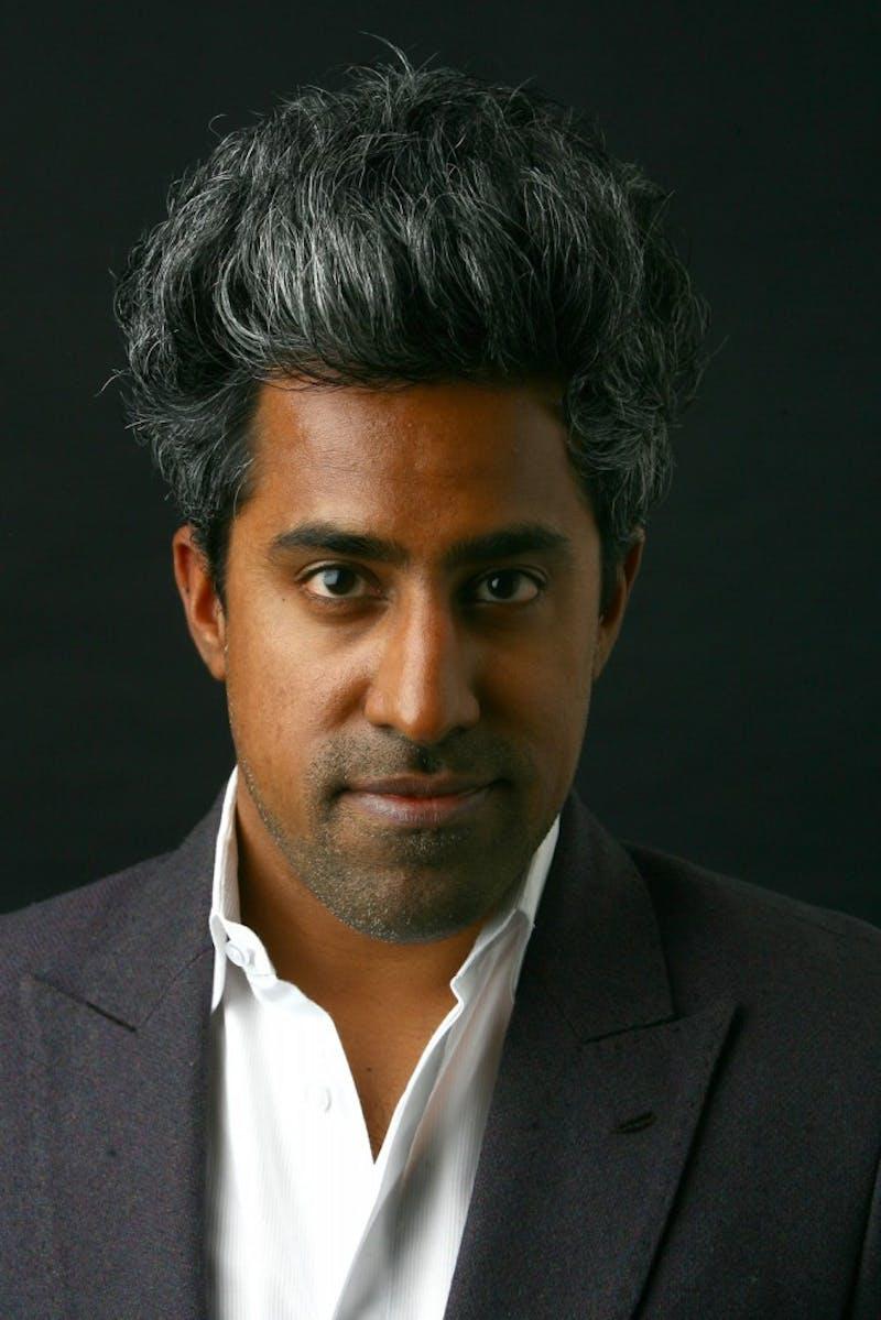 GVL / Courtesy - Earl Wilson/The New York TimesAnand Giridharadas, headshot