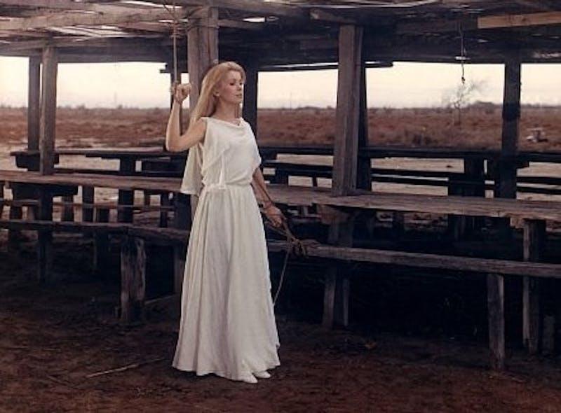 Courtesy Photo / imdb.comScreenshot form Bella de Jour, starring Catherine Deneuve. Thi film will be showcased at Projection