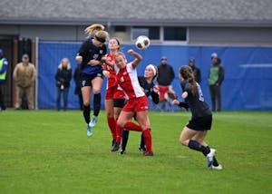 Women's Soccer GLIAC Championship Final Game