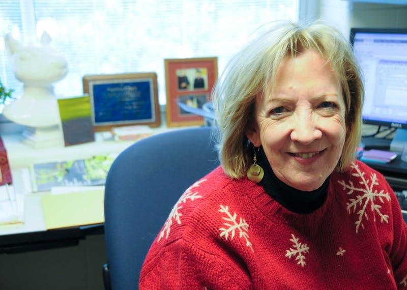 Professor Patricia Clark