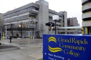 GRCC. Courtesy / MLive