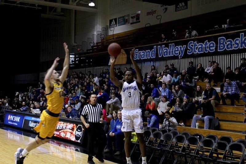 Dan Pacheco/GVLMens Basketball 2-23-19