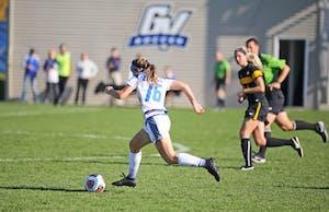 Women's soccer vs. Michigan Tech