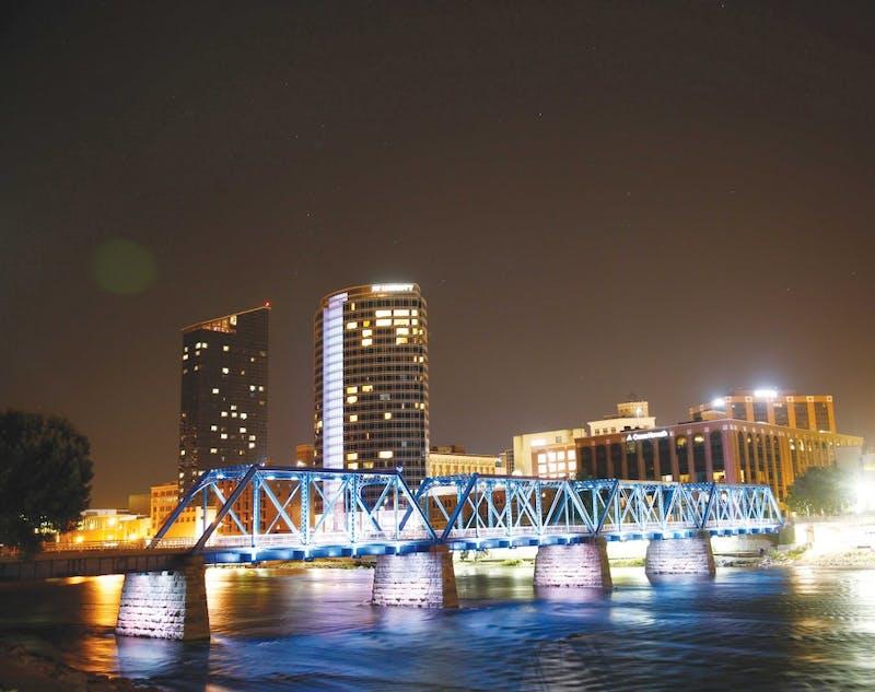 GVL/ArchiveDowntown Grand Rapids