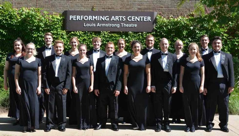 Cantate Chamber Ensemble. Courtesy / gvsu.edu
