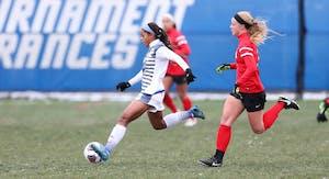 Women's soccer vs. Central Missouri