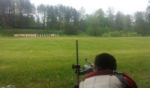 GVL / Courtesy - gvsuclubsports.comGVSU Rifle Club