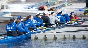 GVL / Kevin Sielaff – Moments from the Lubbers Cup Regatta on Saturday morning, April 9, 2016.