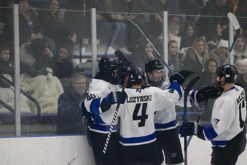 1-26-19, Georgetown Ice Center, GVSU vs. MSU Men's Hockey