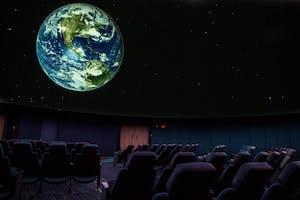 GVL / Courtesy - James Richard FryThe Planetarium at the Grand Rapids Public Museum