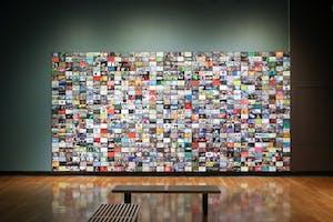Comfortably Numb art exhibit