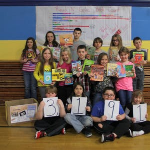 GVL / Courtesy - Read n' Give