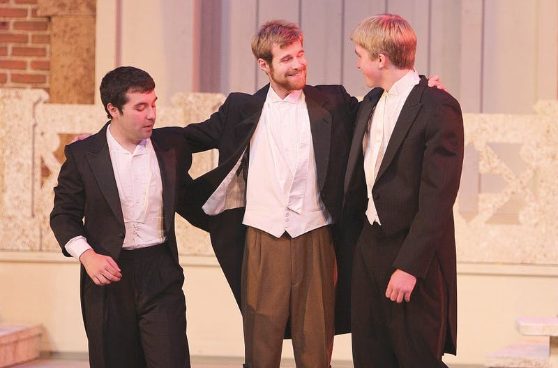 """Archive / Laine GirardGrand Valley State University presents """"Much Ado About Nothing"""" by William Shakespheare."""