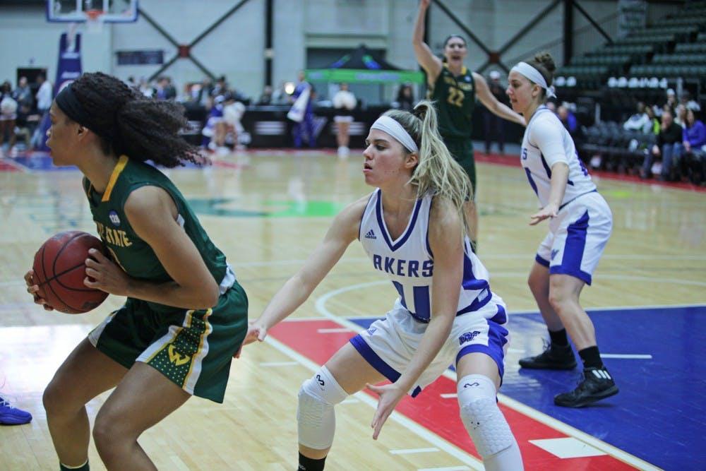 Grand Valley Lanthorn | GVSU women's basketball dominates ...