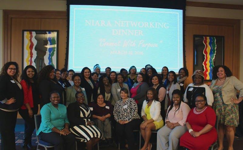 GVL / Courtesy - GVSU Niara Mentoring Program