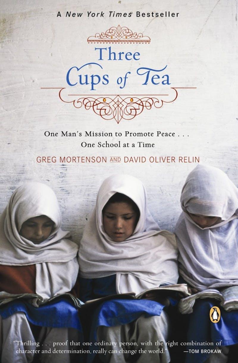 Courtesy Photo / wordpress.comThree cups of tea