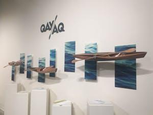 "GVL/Kate Branum - ""THREE"" exhibition"