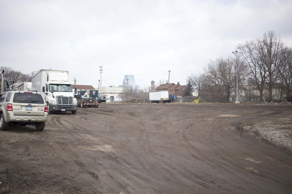 Gvsu To Lease Land Build Parking Lots Downtown