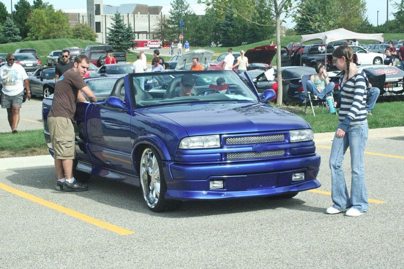 GVL Archive The Grand Valley Car Club will be hosting a Car Show on campus this Saturday