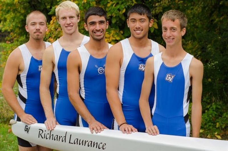 courtesy/ Grand Valley ROWING
