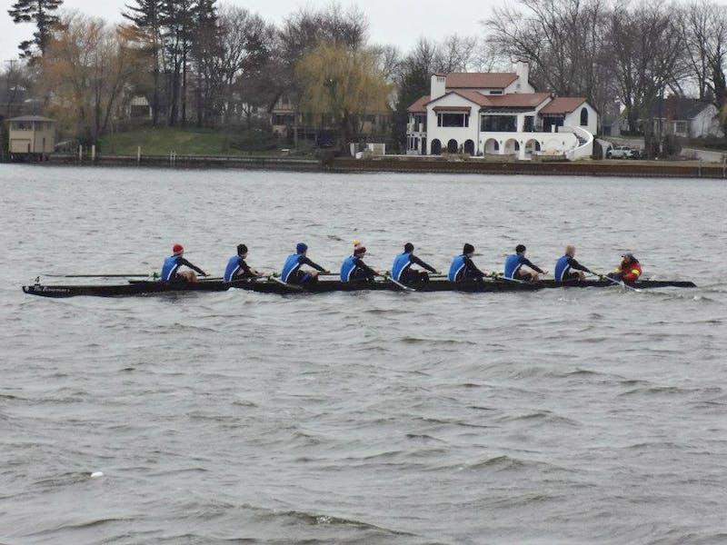 Courtesy / GVSU Rowing